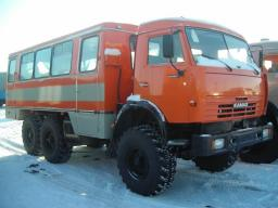 НЕФАЗ- 4208-17 Вахтовые