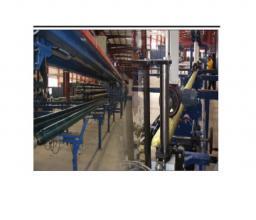 Стеклопластиковая труба высокого давления и оборудование