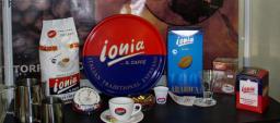 Кофе IONIA, ESSSE, LA TAZZA D'ORO, KARALIS, MOKARICO, EL MUNDO