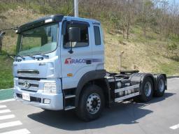 тягач Hyundai Trago