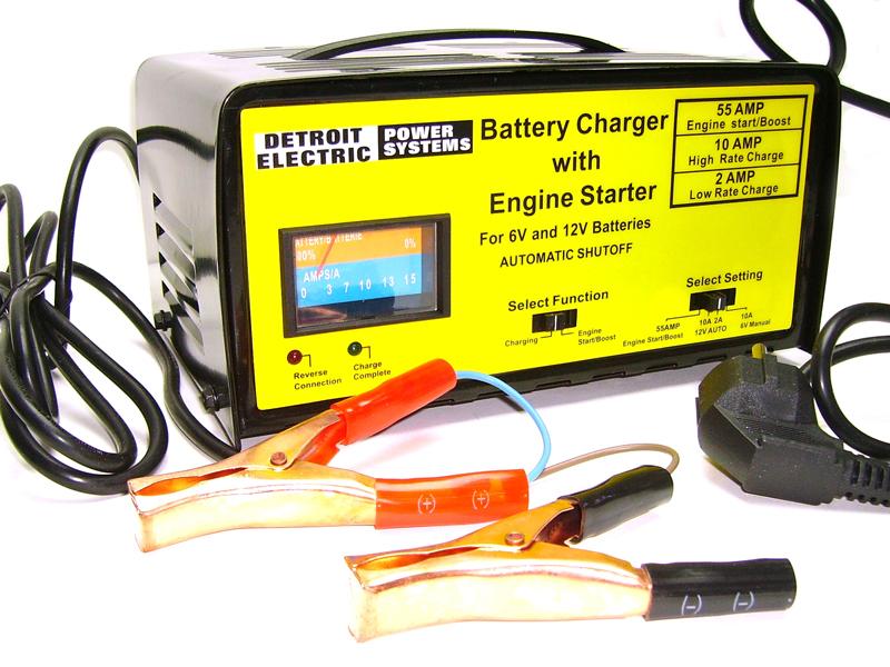 Как сделать зарядное устройство 6v