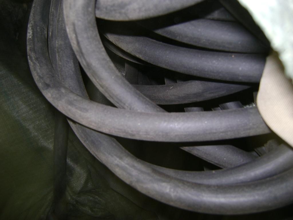Шнур 1-2С д 12 мм (теплостойкий средней твердости)