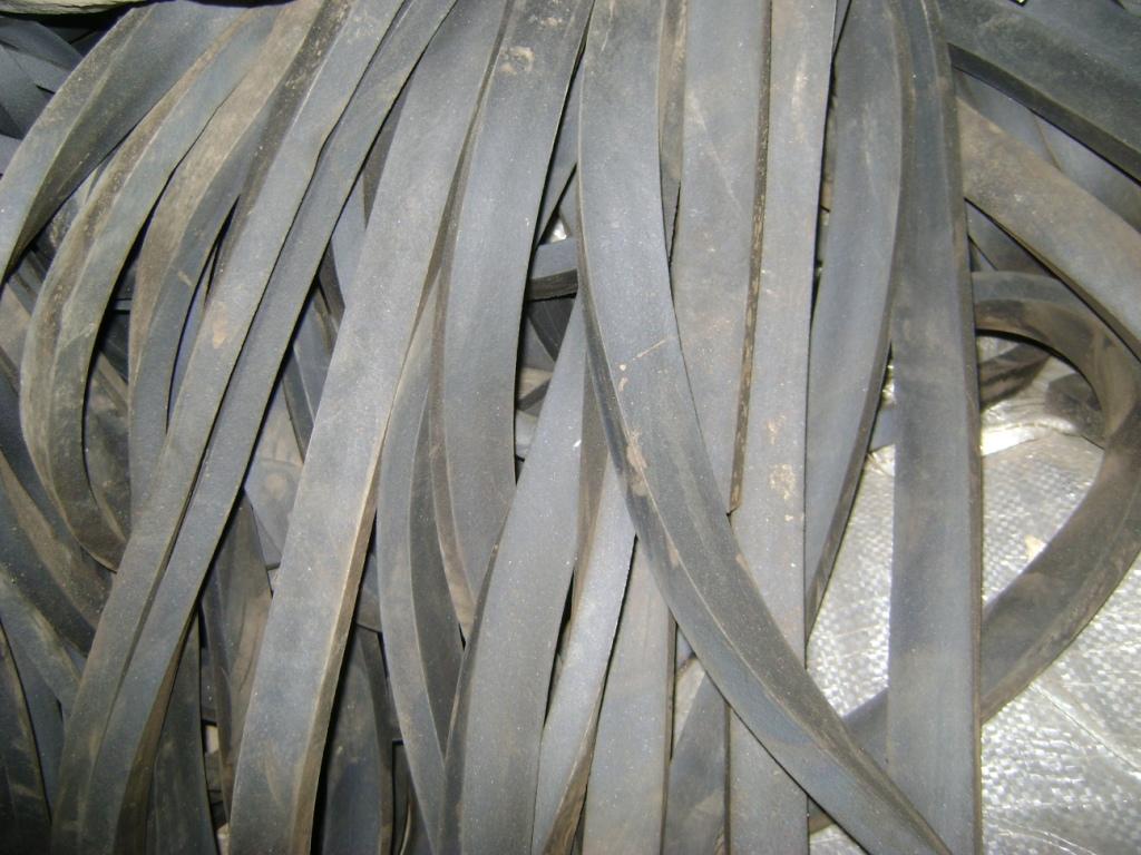Шнур пористый прямоугольного сечения размер 8х20 мм