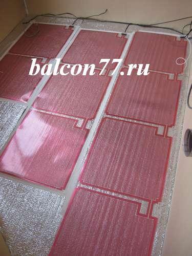 Утепление лоджии, цена 35 руб./кв.м, купить в новосибирске -.
