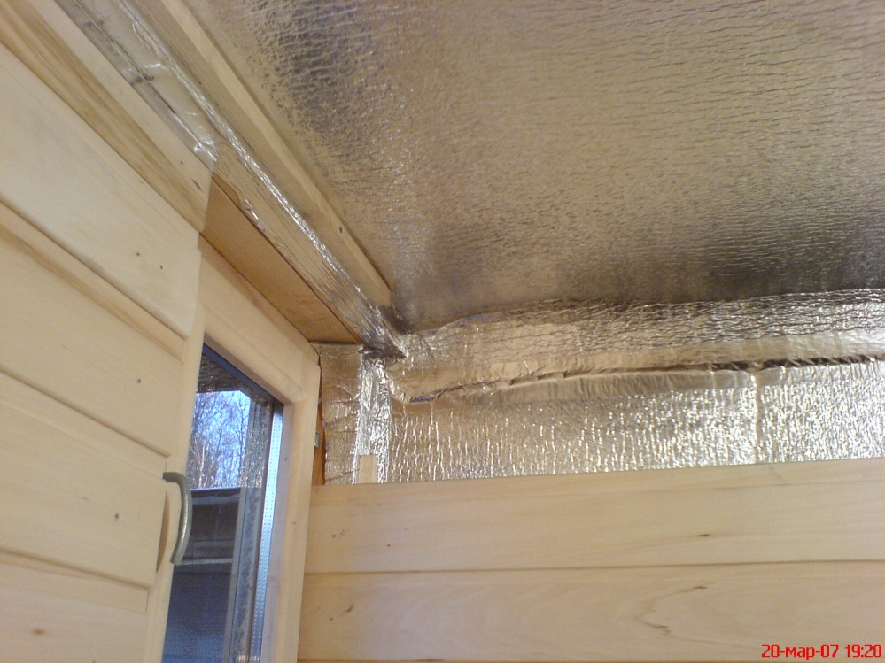 Грибок на потолке - причины появления и методы устранения.