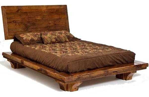 Мебель из дерева под старину своими руками