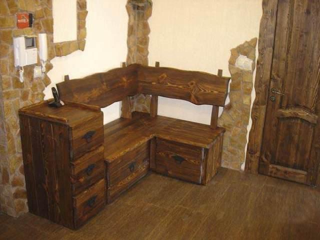 детская мебель с выкатным столом