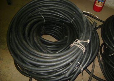Шланг поливочный резиновый длинномерный, диаметр 18 мм, давление 10 ба