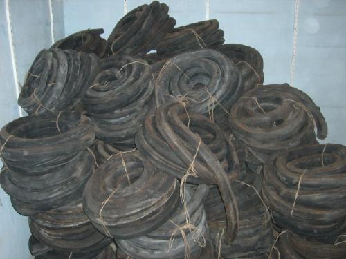 Шнур пористый прямоугольного сечения размер 12х25 мм