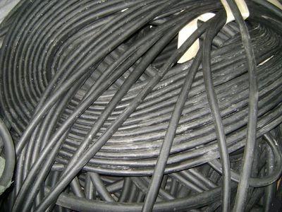 Шнур из теплостойкой резины д 10 мм