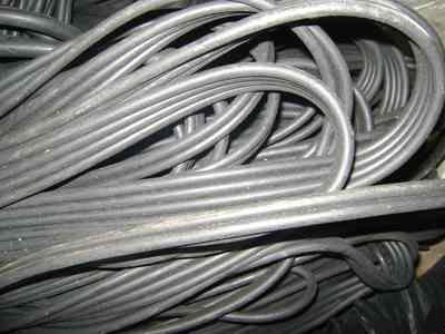 Шнур резиновый 1-4С маслобензостойкий д 7 мм