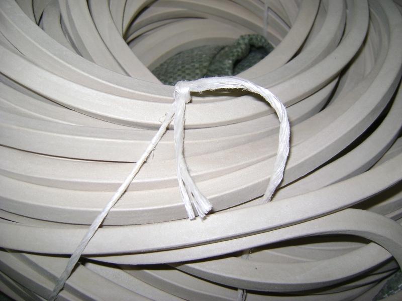 Шнур вакуумный прямоугольного сечения 8х12 мм р/с 51-2062