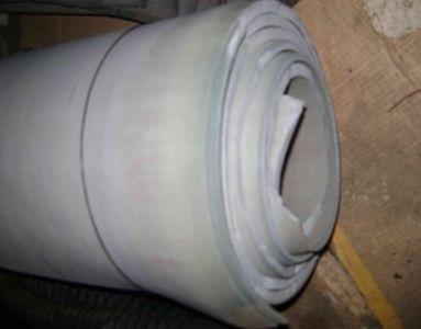 Пластина резиновая вакуумная рулонная рс 51-2062 толщина 6 мм