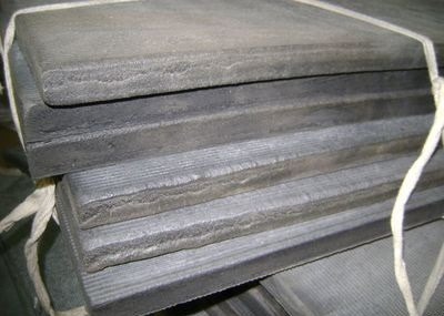 Пластина пористая по ТУ 38105867-89 группа II толщина 14 мм