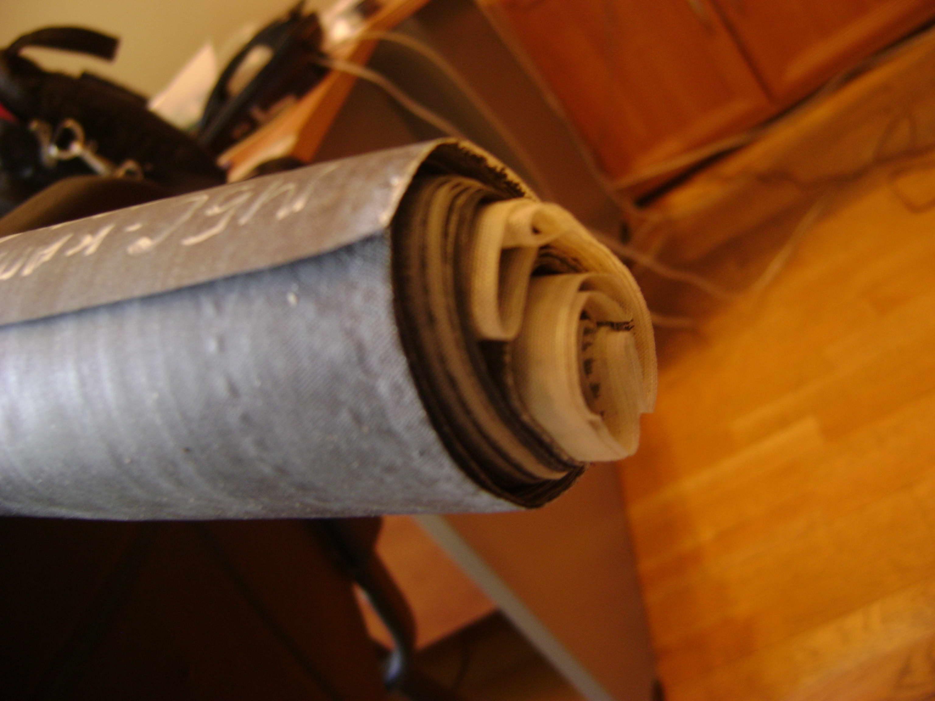 Мембранное полотно 0,4 мм