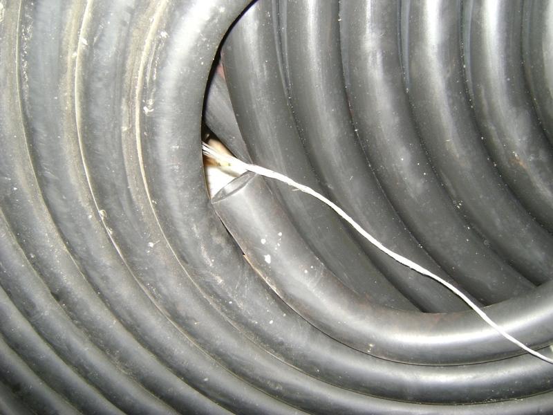 Трубка резиновая 1-4С 3х1,3 мм (маслобензостойкая средней твердости)