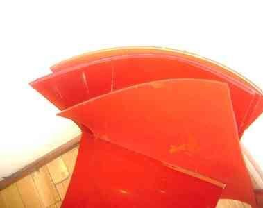 Пластина полиуретановая 500х500х5 мм