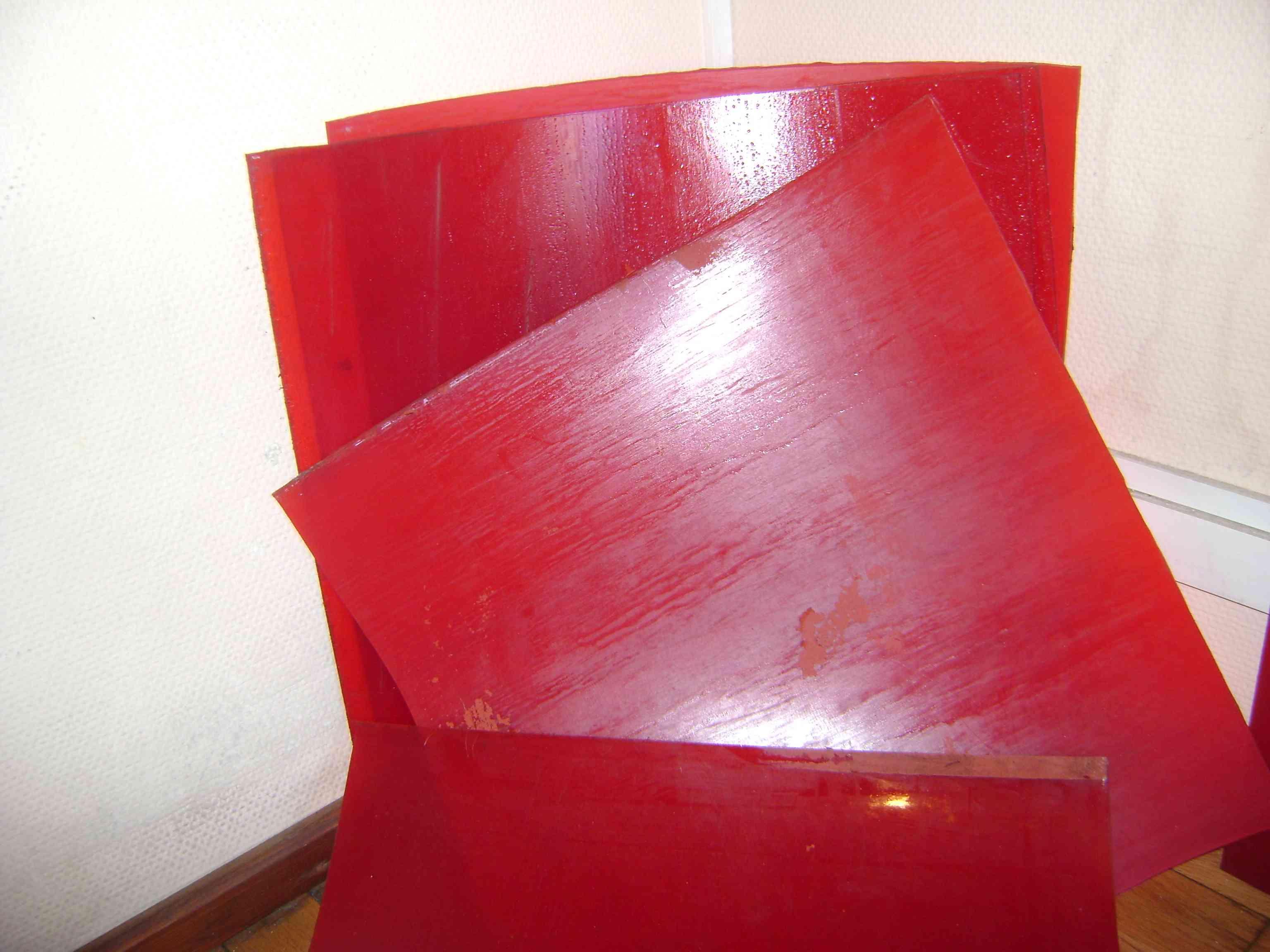 Пластина полиуретановая 500х500х20 мм Твердость 85-90 ед Шор