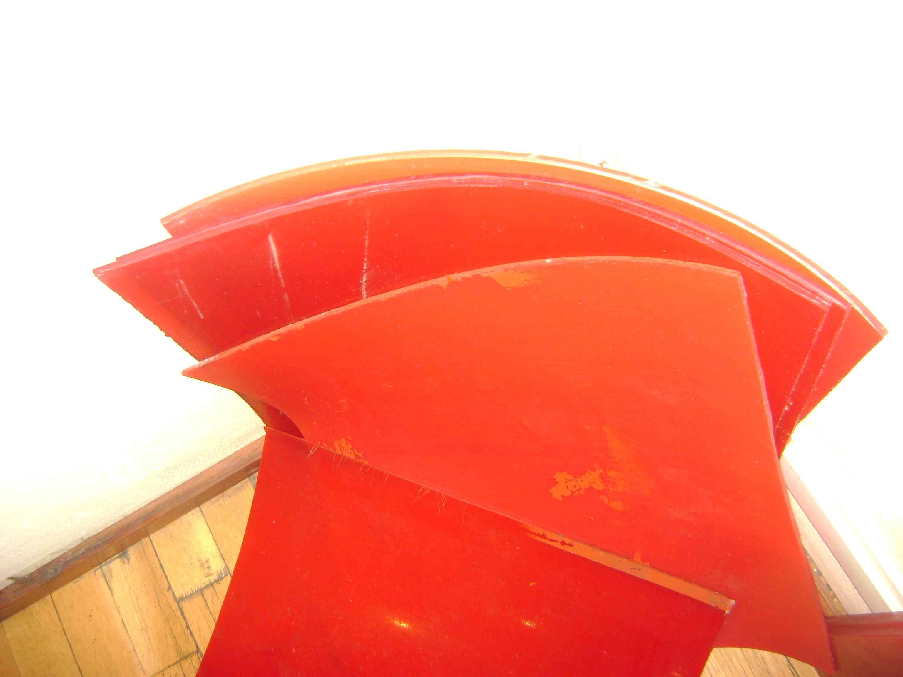 Пластина полиуретановая 500х500х25 мм Твердость 85-90 ед Шор