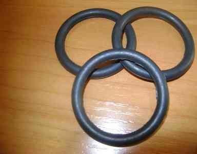 Кольца резиновые круглого сечения 4,6 мм