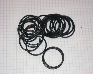 Кольца резиновые круглого сечения по ГОСТ 18829 группы резины 8