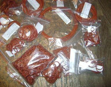 Кольцо резиновое 010-014-25-2-6 (фторкаучук)