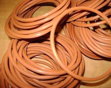 Кольцо резиновое 026-030-25-2-6 (фторкаучук)