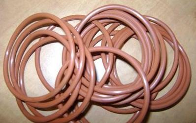 Кольцо резиновое 034-038-25-2-6 (фторкаучук)