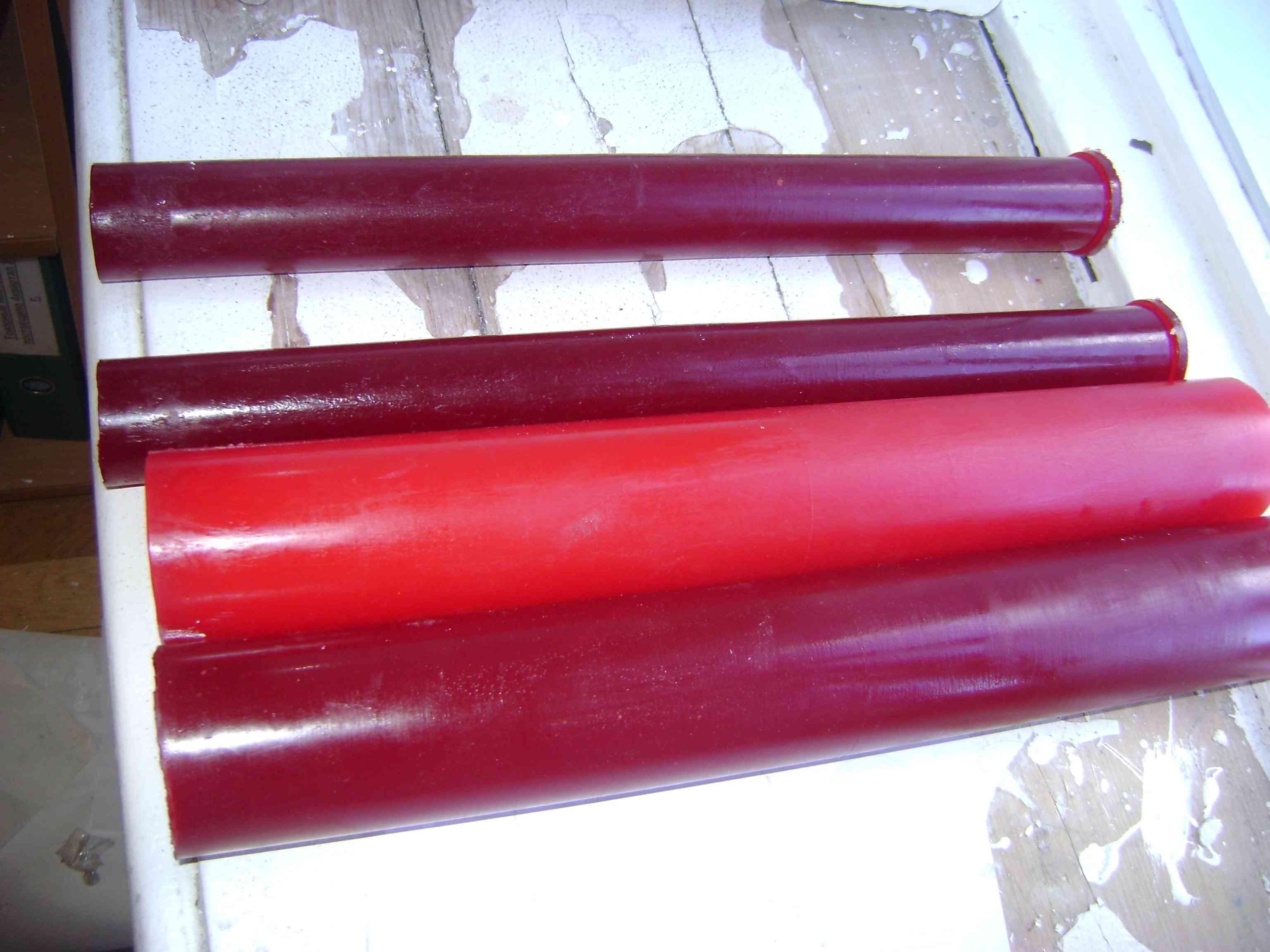 Стержень полиуретановый диаметр 20 мм высота 500 мм
