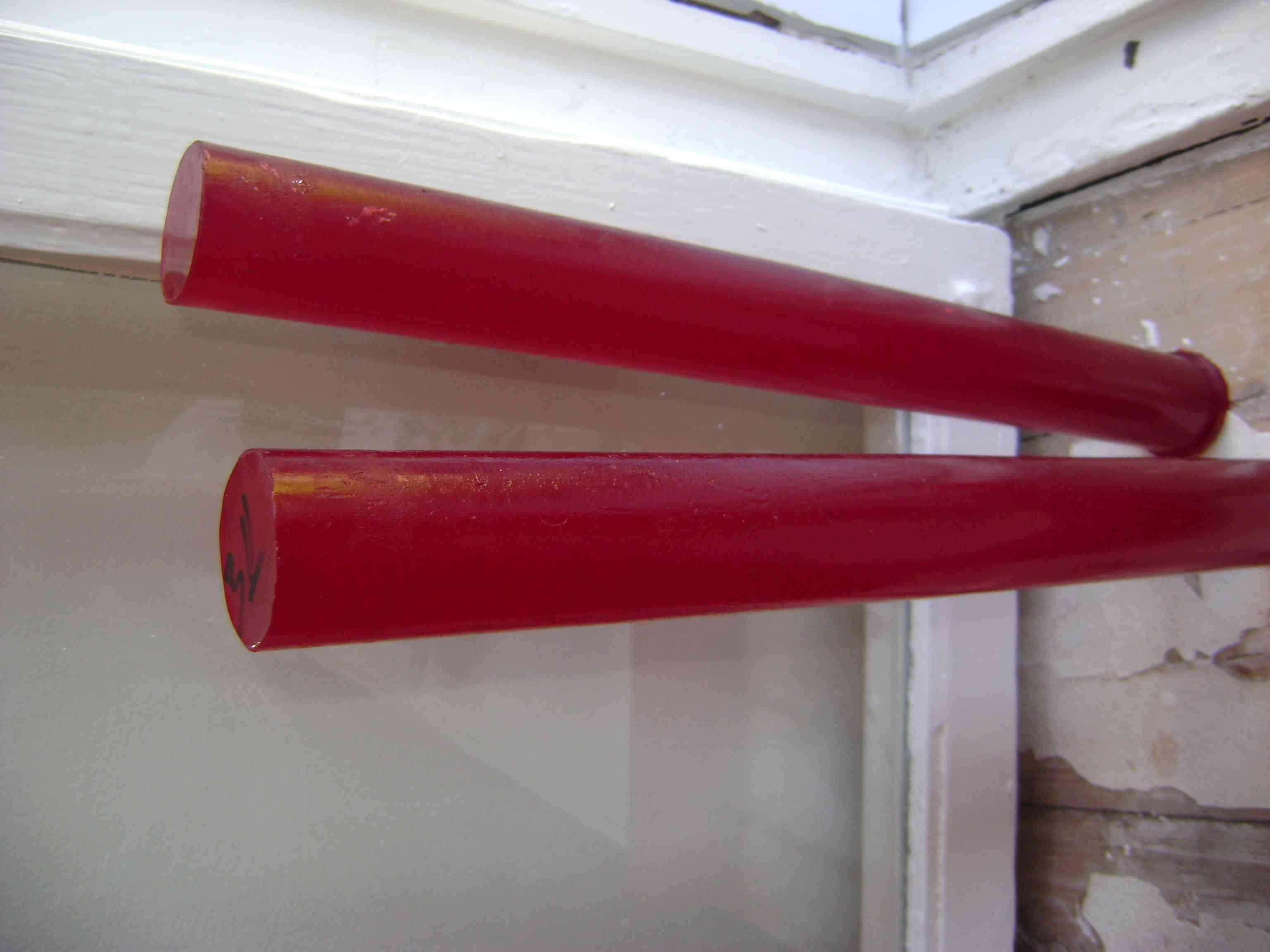 Стержень полиуретановый диаметр 90 мм, высота 500 мм