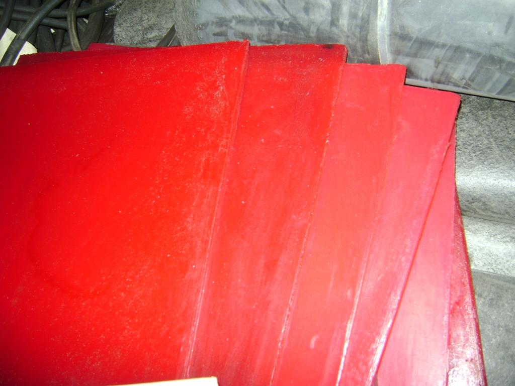 Пластина полиуретановая 500х500х18 мм