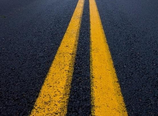 Краска АК-511 желтая, для дорожной разметки