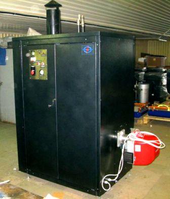 Парогенератор дизельный 150 кгчас ОРЛИК 0,1-0,07Д