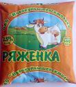 Ряженка (жирность 2,5%, упаковка финпак)