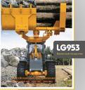 Фронтальный погрузчик SDLG LG 953