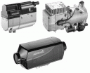 Автономные подогреватели двигателя и отопители салона Eberspächer (Германия)