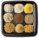 сахар, гречка, рис, горох, пшено, геркулес, манка и др. крупы
