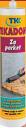 Герметик для паркета и деревянных материалов Текадом Паркет, цвет: ДУБ