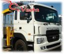 Продается КМУ Soosan SCS 746(7тонн) на базе грузовика Hyundai HD 250 2012 г