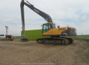 Экскаваторы Volvo EC 240 Long Reach Б/У год выпуска 2010