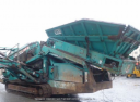 Powerscreen Warrior 1400 Б/У год выпуска 2005