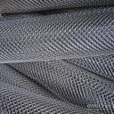 Сетка плетеная (рабица) без покрытия