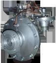 Регулятор давления газа РДП-50