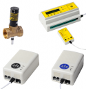 Система контроля загазованности КРИСТАЛЛ с пожарными датчиками