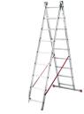 Лестницы-стремянки двухсекционные