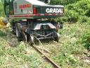 Новый колесный экскаватор GRADALL XL 3300