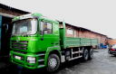 Бортовой грузовик SHACMAN 6X4
