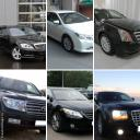 Машина на свадьбу Mercedes-Benz, Cadillac, BMW, Toyota Camry V50