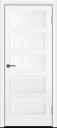 Белые крашенные двери продажа и установка