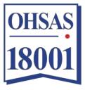Сертификат OHSAS 18001:2007 система менеджмента (управления) охраной труда